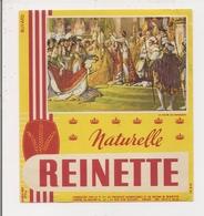 Buvard -     Naturelle REINETTE    Le Sacre De Napoléon - Autres