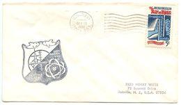 United States 1966 Naval Cover U.S. Navy Submarine U.S.S. Snook 592 - Vereinigte Staaten
