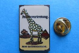Pin's,Girafe,Giraffe,animaux, Limité - Animals