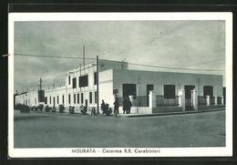 CPA Misurata, Caserma R.R. Carabinieri, Caserne - Libia
