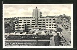 AK Zemun, État Major Aéronautoque Militaire, Gebäude Der Luftwaffe, Architektur - Serbia