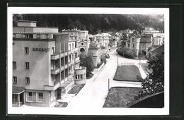 CPA Trenc, Teplice - Vilova Stvrt, Vue De La Rue - Slowakije