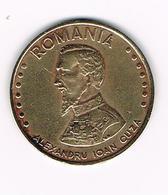 &-  ROEMENIE  50  LEI  1992 - Roumanie
