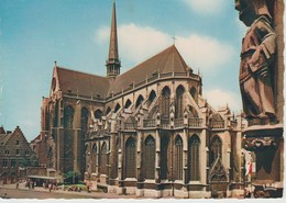 (BE775) LOUVAIN . LEUVEN. COLLEGIALE ST. PIERRE ... UNUSED - Leuven