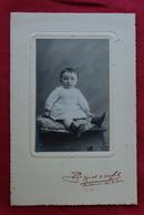 Photographie  Enfant Joguet Et Ses Fils Montélimar Aix Les Bains - Photos
