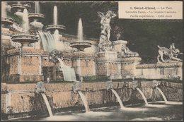 La Grande Cascade, Le Parc, Saint-Cloud, Hauts-de-Seine, C.1910 - Abeille CPA - Saint Cloud