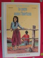 Le Pays Sous L'horizon. Michaël Logan, Beautemps, Van Hamme. éditions Du Miroir 1985 - Livres, BD, Revues
