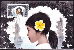 Nauru - Junges Mädchen, Korallenformationen (MiNr: 169) 1978 - MC !lesen/read/lire! - Nauru