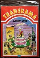 DECORAMA TRANSRAMA PANORAMIQUE LUCKY LUKE - Edition Jesco 1996 - 60 Décalcomanies - Autocollants