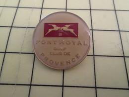 1515c Pin's Pins / Beau Et Rare : Thème SPORTS / GOLF : ANTILOPE PONT ROYAL CLUB PROVENCE - Golf