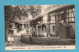 91 Essonne Sainte Genevieve Des Bois Asile De Perray Vaucluse Maison Normande - Sainte Genevieve Des Bois