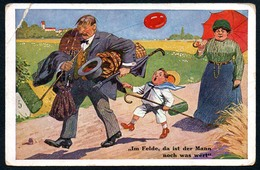 B5301 - Humor Scherzkarte - Gel Elsterberg - Humor