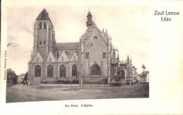 Zout Leeuw Léau - De Kerk - L'Eglise - Zoutleeuw