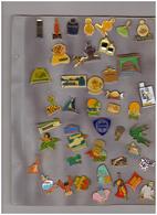 43 Pin's  Variés. 1 Euros Pièce. 25 Euros Le Tout. - Badges
