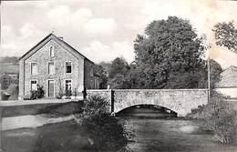 Val D'Aisne à Fanzel - Pont De L'Estinale Et L'Ecole - Erezée