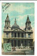 CPA - Carte Postale - Royaume Uni - London- St Paulus Cathedral-1910 -S1134 - London