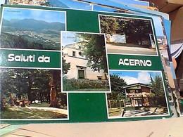 ACERNO PAESE DI SALERNO VEDUTE  N1975  GT2194 - Cava De' Tirreni