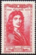 France - N°  612 * Jean-Baptiste Poquelin, Dit Molière - Ecrivain - Nuovi