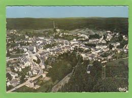 VUE AERIENNE,VERS 1967. - Saint-Léger