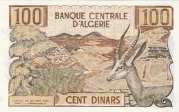 ALGÉRIE - Billet 100 Dinars - 1-11-1970 Wor P-128a - Impeccable - Algeria