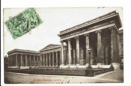 CPA - Carte Postale - Royaume Uni - London- Brittish Museum -1908 -S1136 - Other