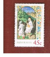 AUSTRALIA  -  SG 2158 - 2001 CHRISTMAS       -       USED - Usati