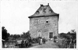 Louveigné - Tour De La Dîme (animée, Attelage, Edit Georis-Collet) - Sprimont