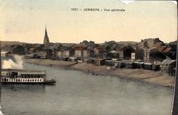 Jemmepe (sic) Jemeppe - Vue Générale (colorisée, Edit. Grand Bazar Anspach) - Seraing