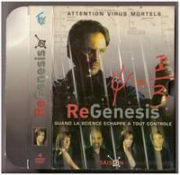 4 DVD ReGenesis Toute La Saison 2. + Dernier épisode De La Saison 1. - TV Shows & Series