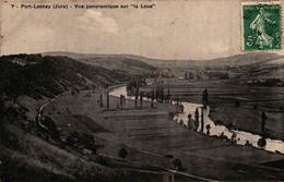 """39 - PORT-LESNEY - Vue Panoramique Sur """"la Loue"""" - Autres Communes"""