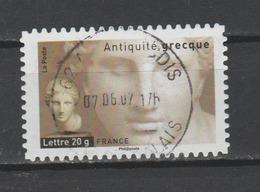 FRANCE / 2007 / Y&T N° 4003 Ou AA 105 - Oblitération Du 07/06/2007. SUPERBE ! - France