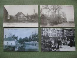 BELGIQUE / BELGIE - LOT 50 CPA/CPSM ( Scans Recto/verso ) - Cartes Postales