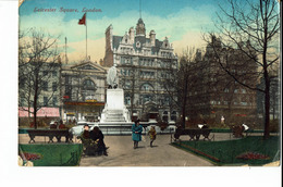 CPA - Carte Postale - Royaume Uni - London -Leicester Square -1912-S1141 - Other