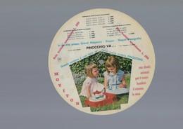 Moviton Mamil - Disco 78 Giri - Pinocchio Va - Marmittone ! - 78 G - Dischi Per Fonografi