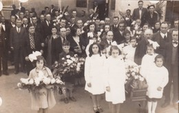 SEPELIO CORTEJO FUNEBRE FUNERAL PROCESSION SIZE 14x9cm CIRCA 1920-TBE- BLEUP - Anonymous Persons
