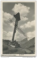 Wegkreuz Bei Hochkrumbach - Foto-AK 1927 - Verlag Keßler's Lichtbild-Werkstätte Riezlern - Warth