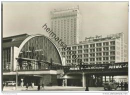 Berlin - Alexanderplatz - S-Bahnhof - Foto-AK - Mitte