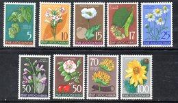 YUG80A - YUGOSLAVIA 1955,  Unificato N. 669/677  Nuovi  *** - 1945-1992 Repubblica Socialista Federale Di Jugoslavia