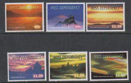 Ross Dependency 1999 Night Skies 6v  ** Mnh  (39458E) - FDC