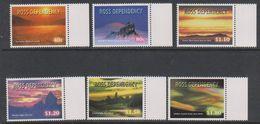 Ross Dependency 1999 Night Skies 6v (+margin) ** Mnh  (39458F) - FDC