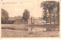 Jodoigne - CPA - Jodoigne-Souveraine - Le Château - Geldenaken