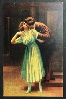 Innamorati Non VIAGGIATE Primi 900 COD.BU.136-139 - Cartoline