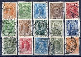 SOVIET UNION 1927-28 Definitive Set Used. Michel 339-53 - 1923-1991 USSR