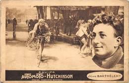 TOUR DE FRANCE- JEAN BARTHELEMY- MIMES , TOULON, CONTRÔLE D'AIX - Cyclisme