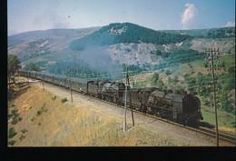 Locomotive 141 F Avec Tenders De 30 M2 - Trains
