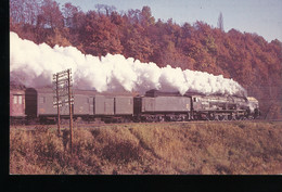 Locomotive 241 P Avec Tender 34 P - Trains