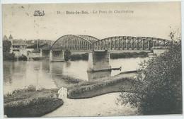 Bois-le-Roi-Le Pont De Chartrettes (CPA) - Bois Le Roi