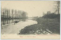 Ussy-sur-Marne-Ussy-Les Bords De La Marne (Précurseur) (CPA) - France