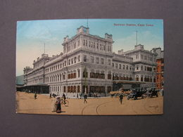 Cape Town , Railway Station ,  1922 - Südafrika