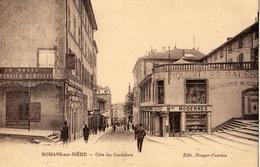 ROMANS-SUR-ISERE COTE DES CORDELIERS - Romans Sur Isere